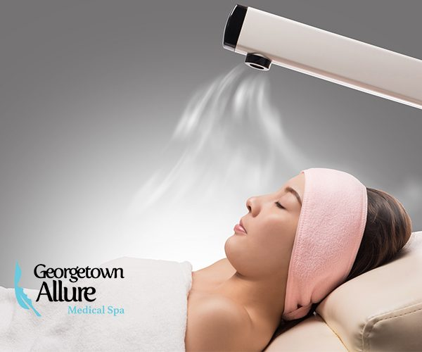 Georgetown Medspa Facial Treatment