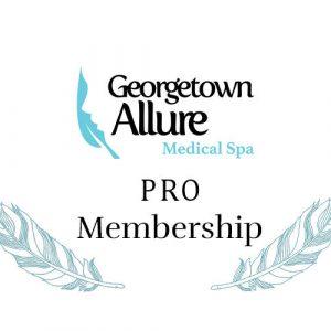 Georgetown Allure Pro Membership